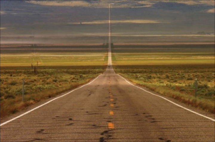 Loneliest road, Credit, unusualplaces.org