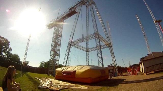 Zero Gravity Thrill Amusement Park,credit Dallas Zoo