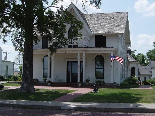 Amelia's home