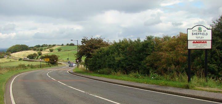 Baslow road totley