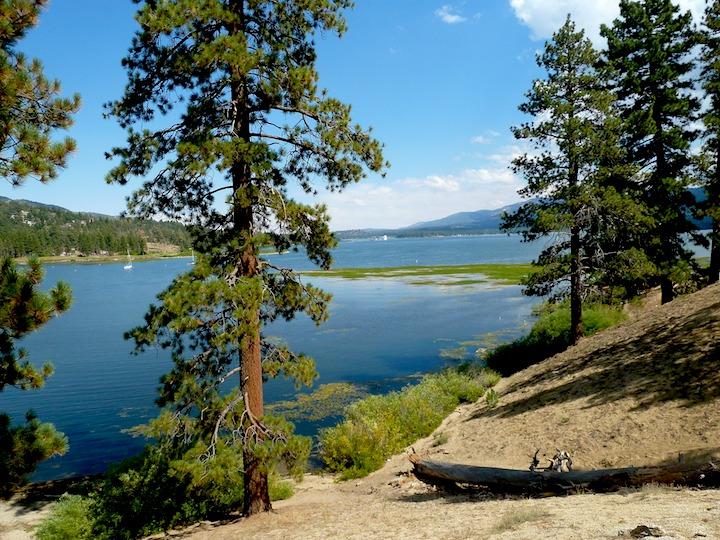 Hiking at Big Bear Lake   Uncharted101 com
