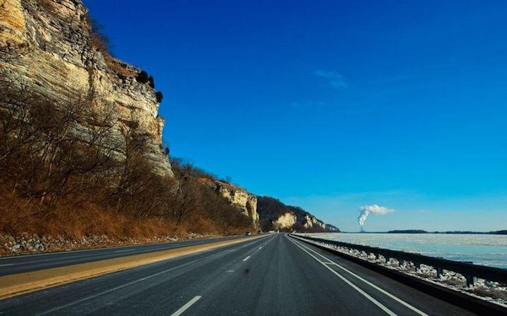Great river road, Credit- Pinterest