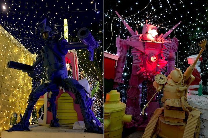 Robo Lights