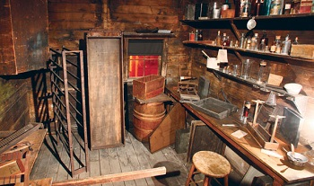 Explore Benett's studio