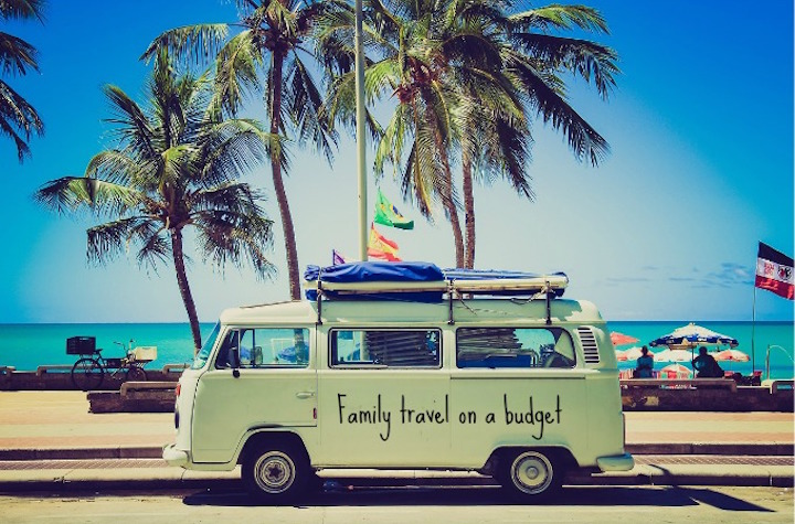 Budget travel, Credit-savvysassymoms