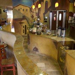 Inside Caffé Firenze,