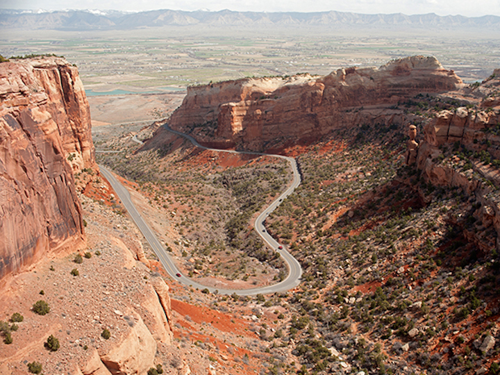 Fruita Canyon, Colorado National Monument, Credit-travel.nationalgeographic.com