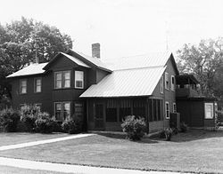 Hamlin Garland home