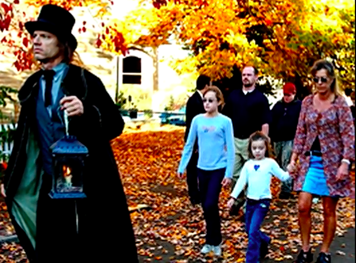 Lexington Ghost tour