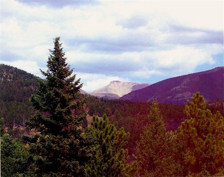 Hagues peak, Colorado