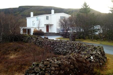 Gljúfrasteinn: Halldór Laxness Home