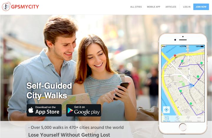 GPSmyCity, Credit- Gpsmycity.com