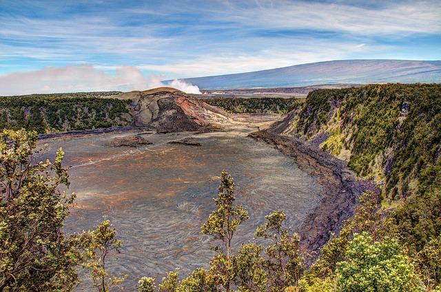 Kilauea Iki Crater, Hawai'i