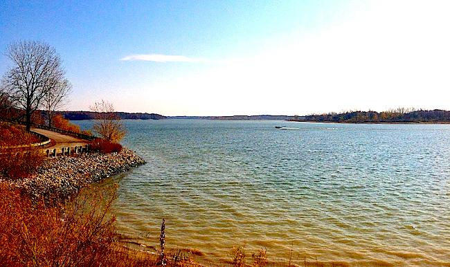 Mississinewa lake, IN, Credit-wbaa.org