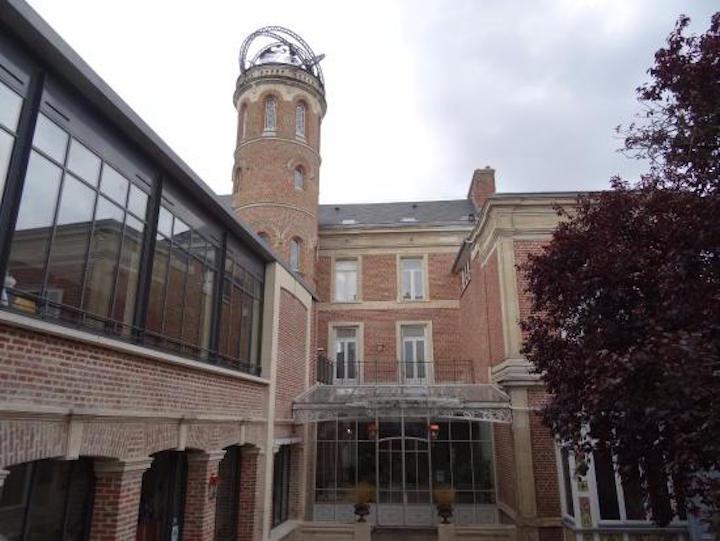 Maison de Jules Vernes, Credit- tripadvisor