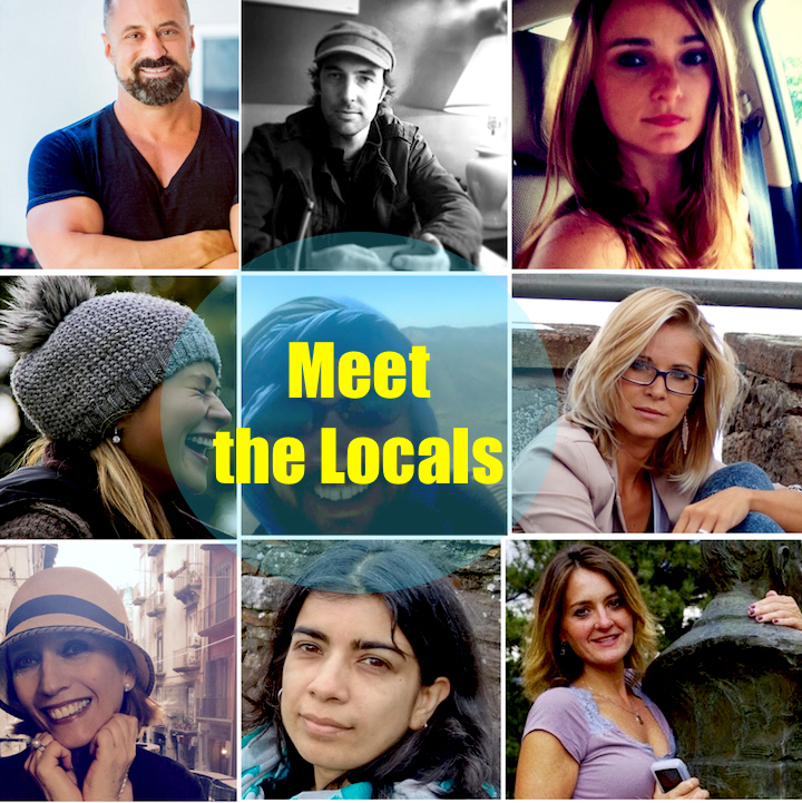 Meet the locals profiles pics