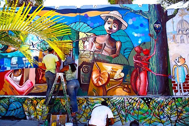 Muraleando Project, Credit-havanastreetart.com