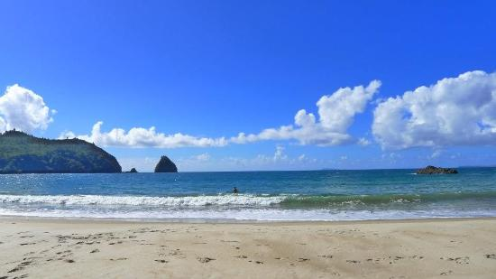 New Chums Beach, NZ, Credit tripadvisor.co.uk