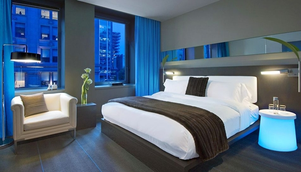 Dream hotel bed, Credit- travelhost