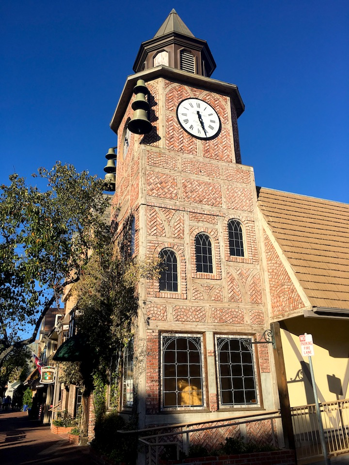 Replica clock tower