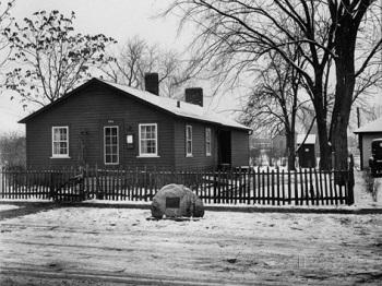 Carl Sandburg's house