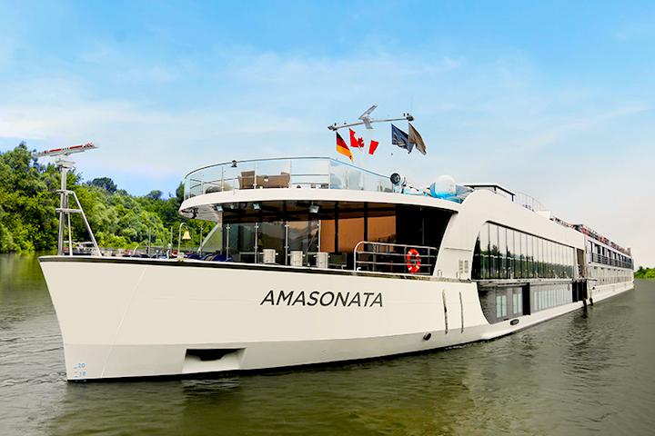 Amasonata, Credit- amawaterways
