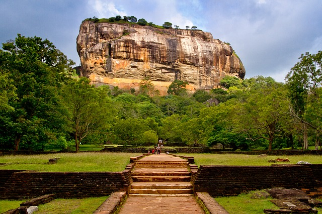 Sigiriya, the Lion Rock