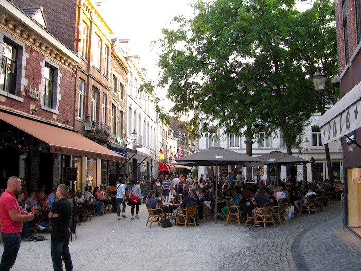 Maastricht square