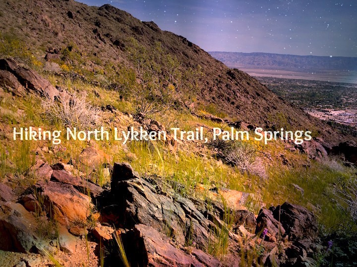 south Lykken trail