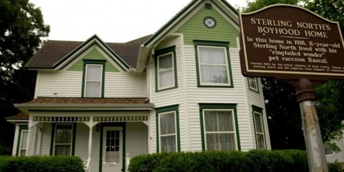 Sterling North Boyhood Home