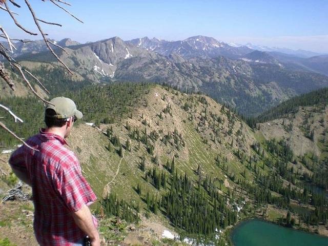 Stuart Peak