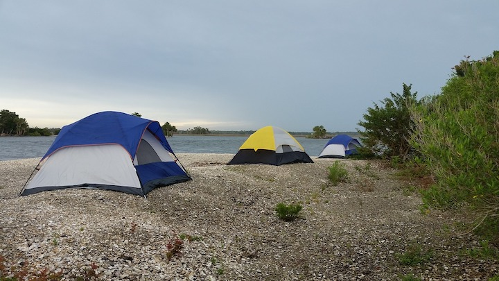 7 Must-Haves For Beach Camping