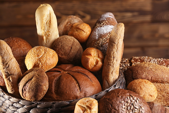 types-of-bread