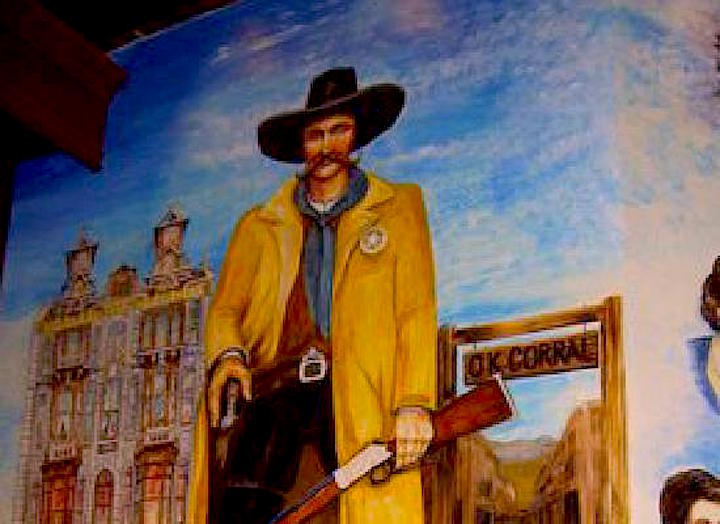 Wyatt Earp, George's on 5th, Credit -tripadvisor